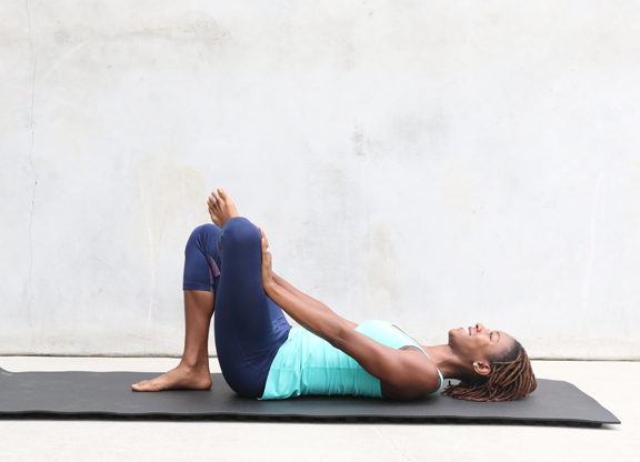 Figure 4 Variations: How To Stretch the Piriformis Muscle